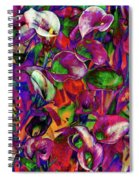 In Living Color Spiral Notebook