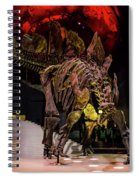 In London Museums 7 Spiral Notebook