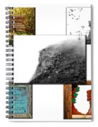 In Memoriam Spiral Notebook