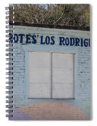 In Mexico Spiral Notebook
