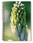 In Mom's Garden Spiral Notebook