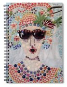 In My Dreams Of Hungary Spiral Notebook