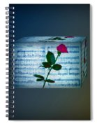 In My Life Cubed Spiral Notebook