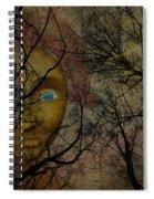 In My Secret Place Spiral Notebook