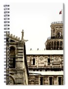 In Pisa Spiral Notebook