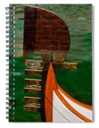 In Reflection Spiral Notebook