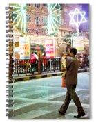 In Safe Hands Spiral Notebook