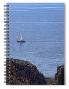 In Search Of Atlantis-3 Spiral Notebook