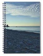 In Search Of Atlantis-5 Spiral Notebook
