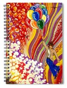 In Search Of Sunsets Spiral Notebook