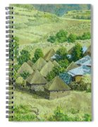 In Selale, Ethiopia Spiral Notebook