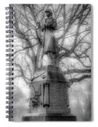 In Stone Spiral Notebook