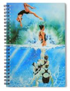 In Sync Spiral Notebook