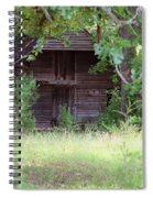 In The Back Woods Spiral Notebook