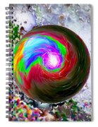 In The Beginning 2nd Generation Spiral Notebook