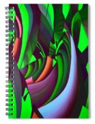 In The Beginning  4.0 Spiral Notebook