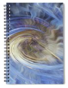 In The Beginning Spiral Notebook
