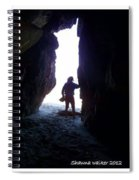 In The Cave Spiral Notebook