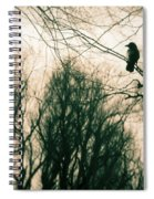 In The Day Spiral Notebook