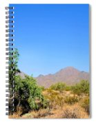In The Desert Spiral Notebook