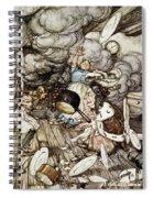 In The Duchesss Kitchen Spiral Notebook