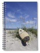 In The Dunes Spiral Notebook
