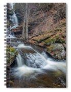 In The Glen Spiral Notebook