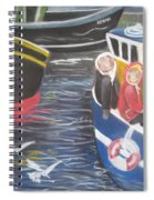 In The Harbour Spiral Notebook