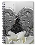 In The Land Of The Dragons Spiral Notebook