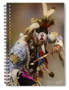 Pow Wow In The Moment Spiral Notebook
