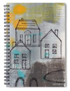 In The Neighborhood Spiral Notebook