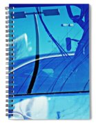 In The Parking Lot 2 Spiral Notebook