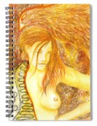 In The Perfect Place Spiral Notebook