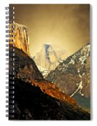 In The Presence Of God Spiral Notebook