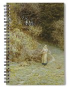 In The Primrose Wood Spiral Notebook