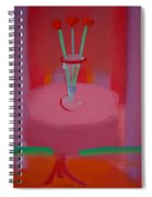 In The Red Room Spiral Notebook