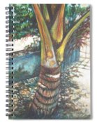 In The Shade Spiral Notebook
