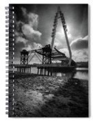 Northern Spire Bridge 4 Spiral Notebook