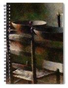 In The Shaker Kitchen Spiral Notebook