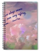 In The Sky 2016 Spiral Notebook