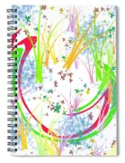 In The Spring Spiral Notebook