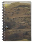 Mach Loop Spiral Notebook