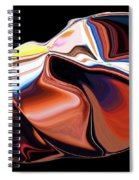 In The Womb Spiral Notebook