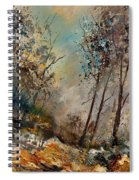 In The Wood 451180 Spiral Notebook