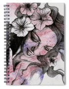 In The Year Of Our Lord Spiral Notebook