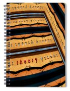 In Theory Spiral Notebook