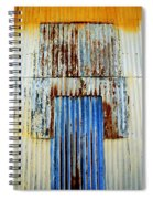 In Through The Out Door Spiral Notebook