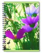 In Time For Summer Spiral Notebook