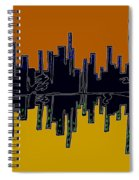 In Uniform Spiral Notebook