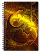 In Utero Spiral Notebook